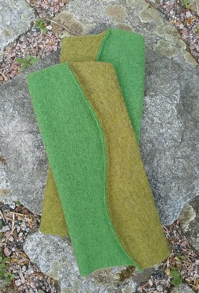 Walk Stulpen kiwi lindgrün